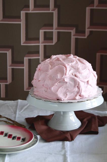 Italian American Cassata Cake