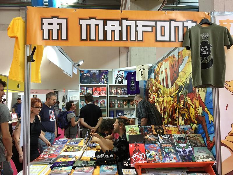 ManFont : la BD à l'italienne