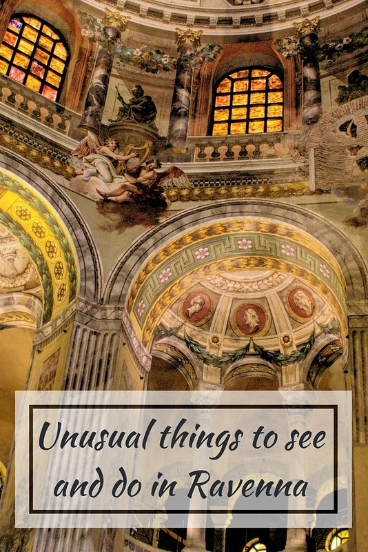 Unusual things to see and do in Ravenna