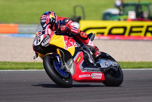 Stefan Bradl, Honda CBR1000RR, World Superbike Championship, Donington Park 2017