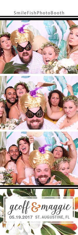 River House Events Wedding Photo Booth | St. Augustine, Florida