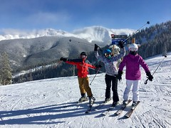 Family Ski Day at Mary Jane!