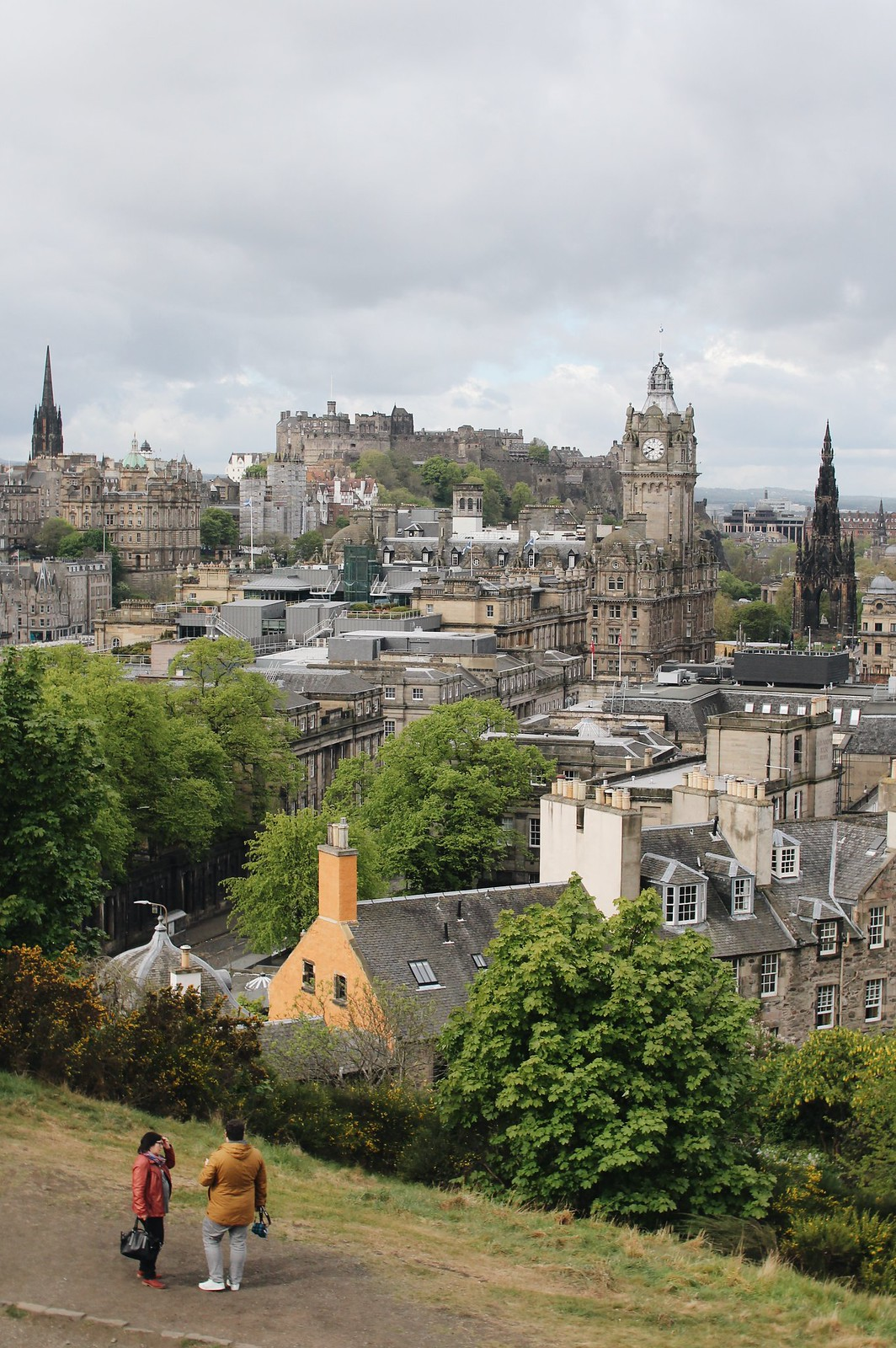 Edinburgh Scotland UK how to up your Instagram game with your local area UK travel blogger