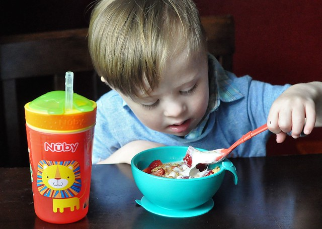 Nuby Sure Grip Suction Bowl