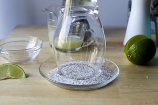 sugar salt pepper rim