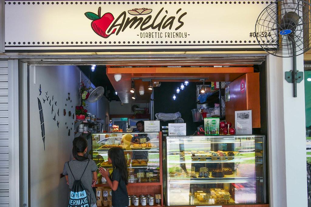 Tampines Eateries: Amelia's