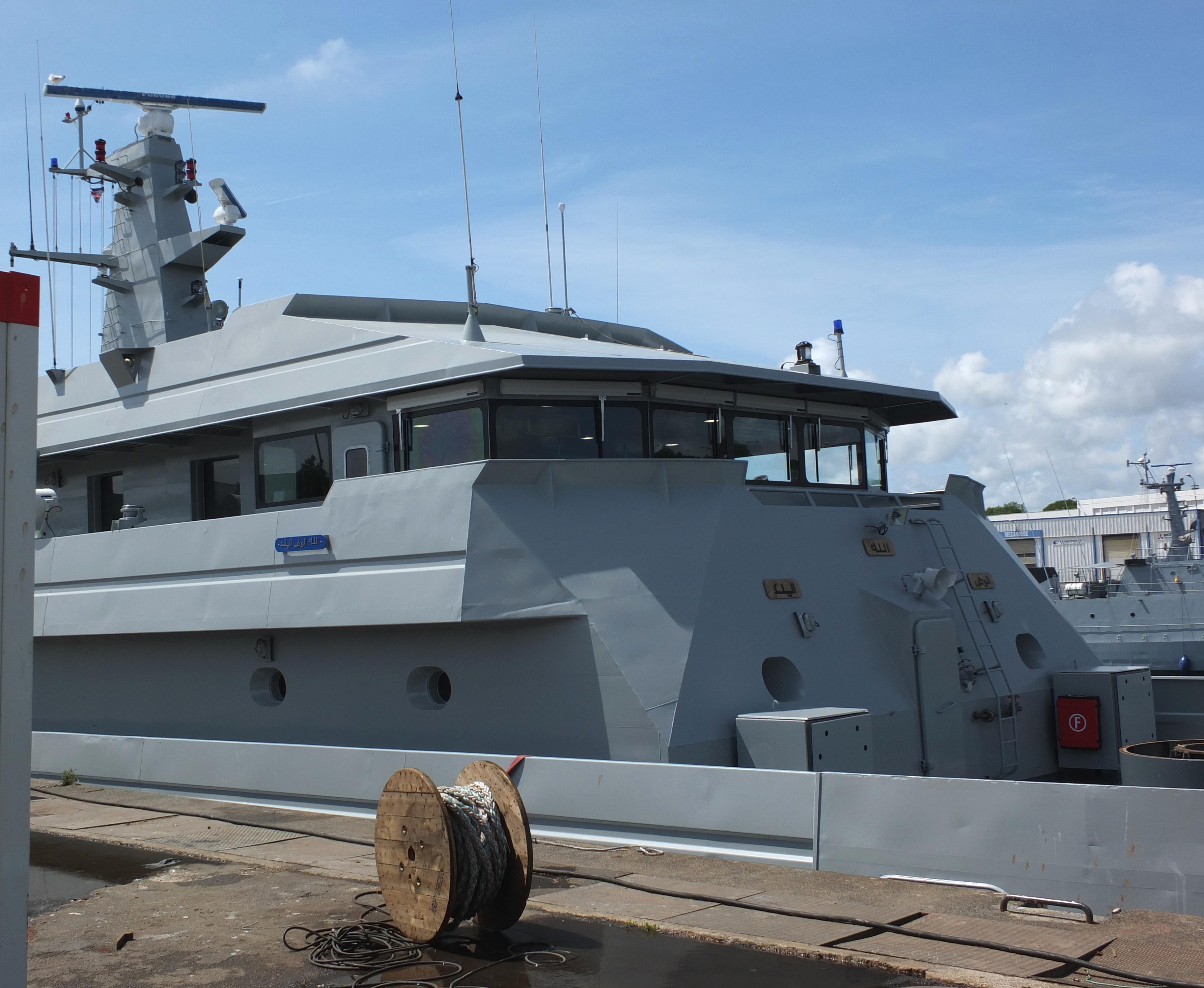 Royal Moroccan Navy Patrol Boats / Patrouilleurs de la Marine Marocaine - Page 12 34774833651_fcc98d2873_o