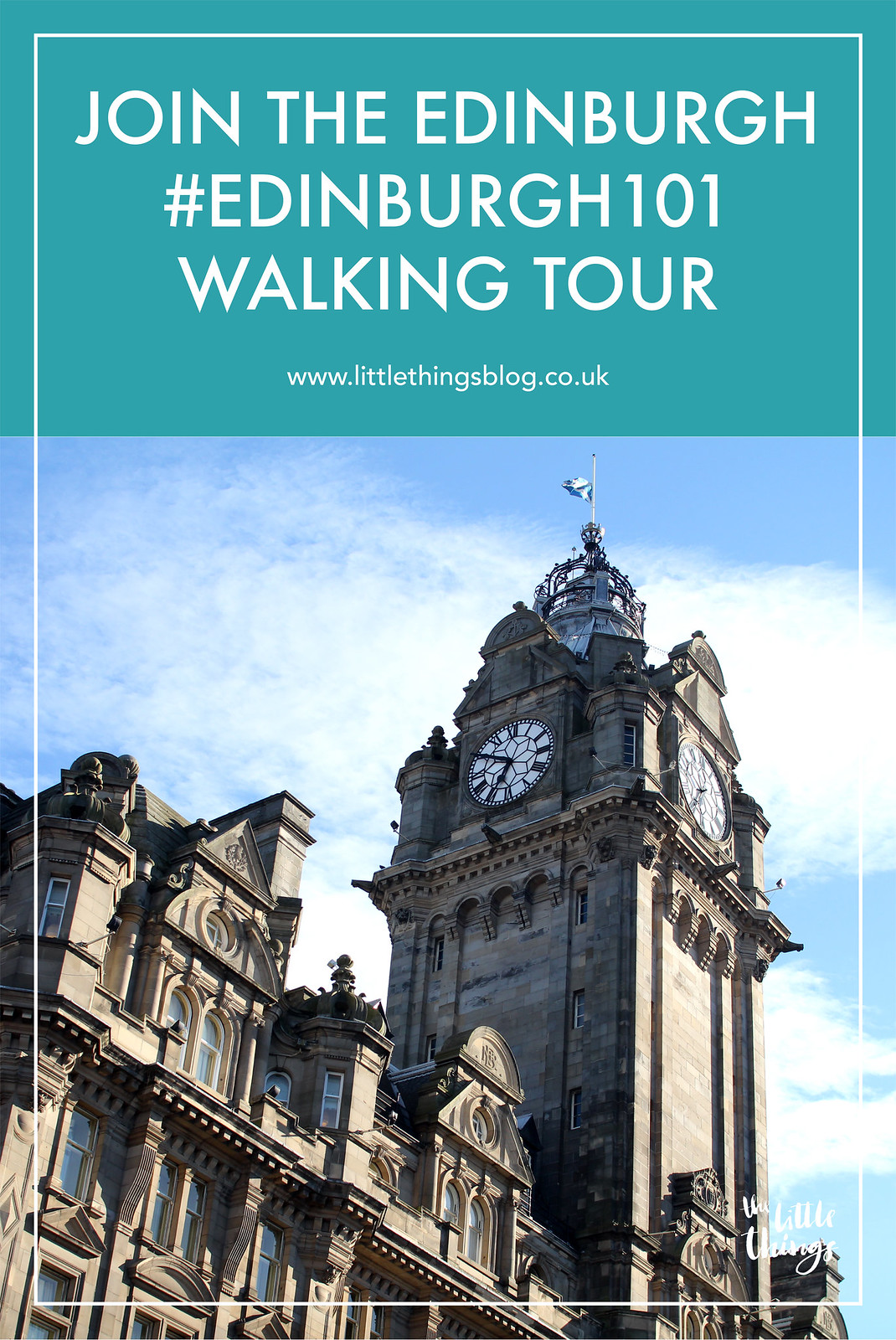 Edinburgh world heritage #edinburgh101 walking tour travel blogger uk