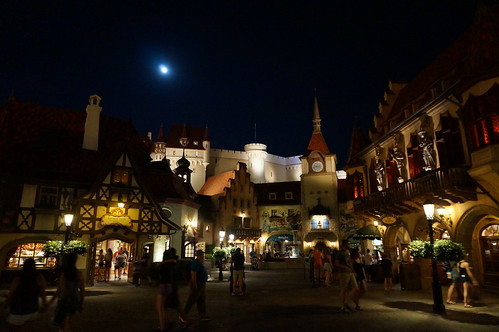 The Germany Pavilion in Epcot's World Showcase | by Disney, Indiana