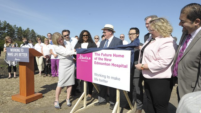 New state-of-the-art hospital for south Edmonton