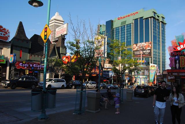 Clifton Hill, Niagara Falls, Ontario