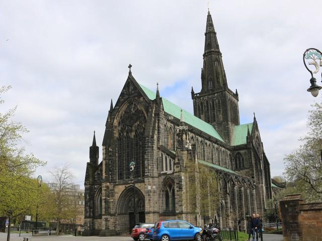 catedrala din glasgow 1