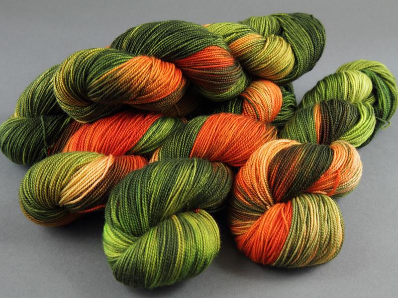 It's a Stitch Up Favourite Sock in Aurora