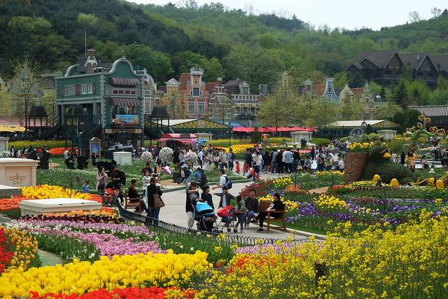 4 Patty Villegas - The Lifestyle Wanderer - Seoul - Korea - Wendys - Kimchi Chicken Fillet - Everland -1