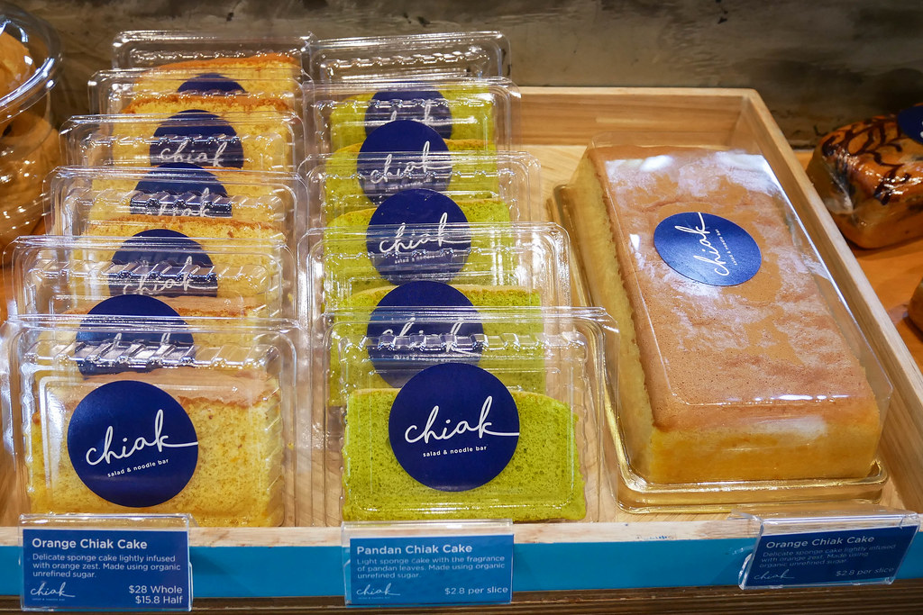 Chiak-Cakes