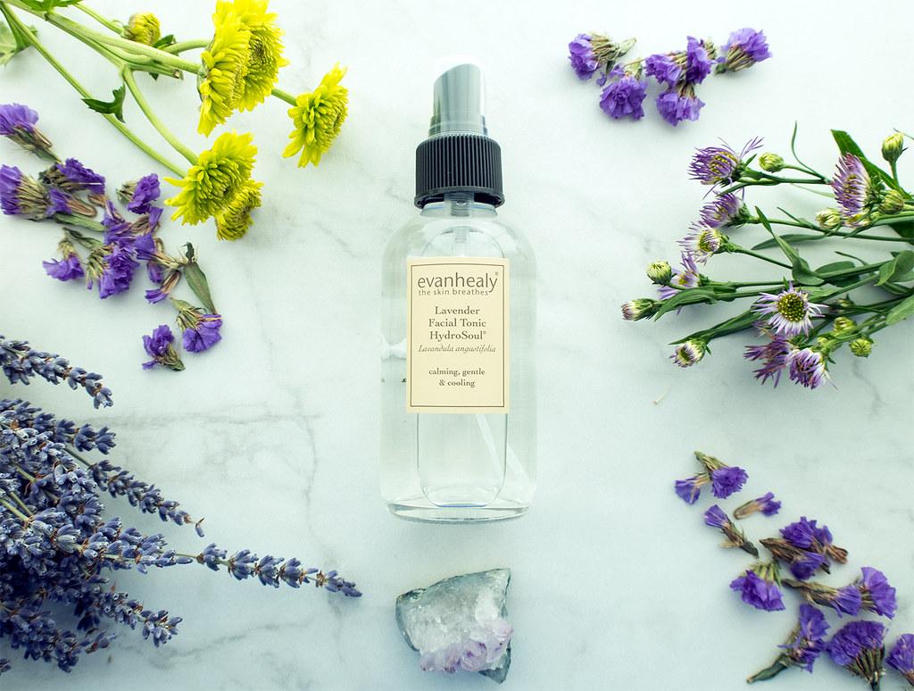 Skin hydration natural organic