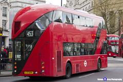 Wrightbus NRM NBFL - LTZ 1294 - LT294 - Marylebone 453 - Go Ahead London - London 2017 - Steven Gray - IMG_8855