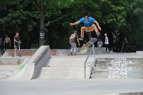 fs flip over rail