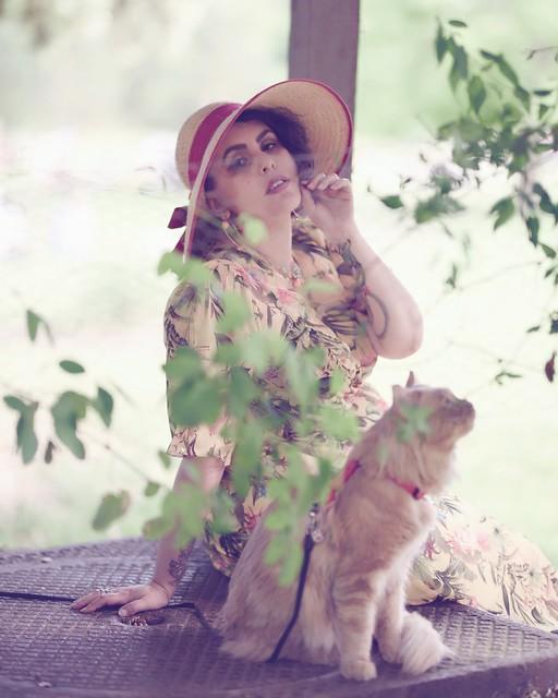 Le cercle des licornes disparues - Serenade de fleurs (1)
