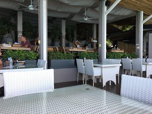 サムイ島 シービューオーガニックライフカフェ-Vikasa life Cafe