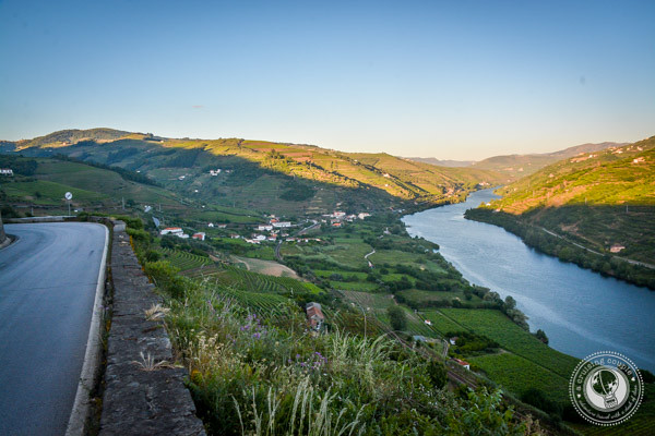Drive Through Douro Valley Portugal