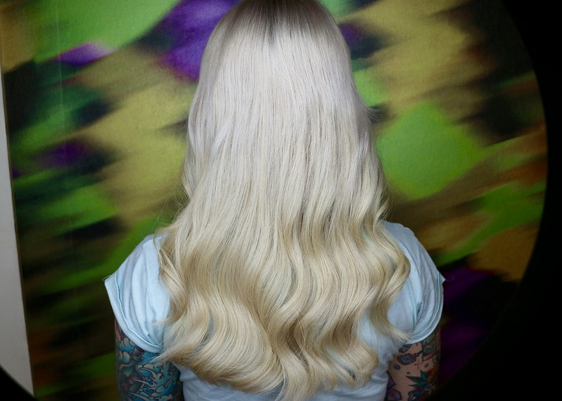 Hair Extentions after photo
