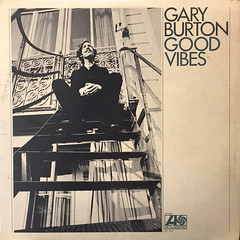 GARY BURTON:GOOD VIBES(JACKET A)