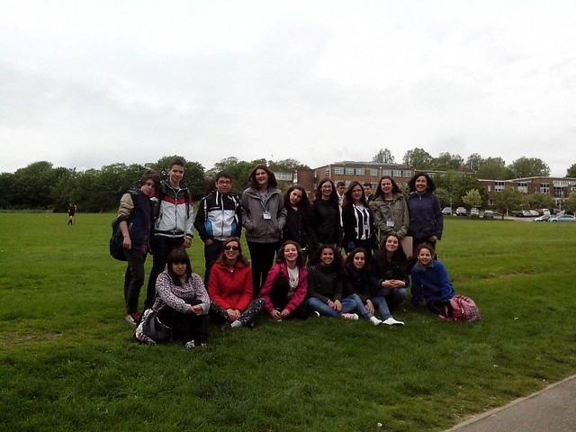 Viaje a Brighton. Mayo 2014