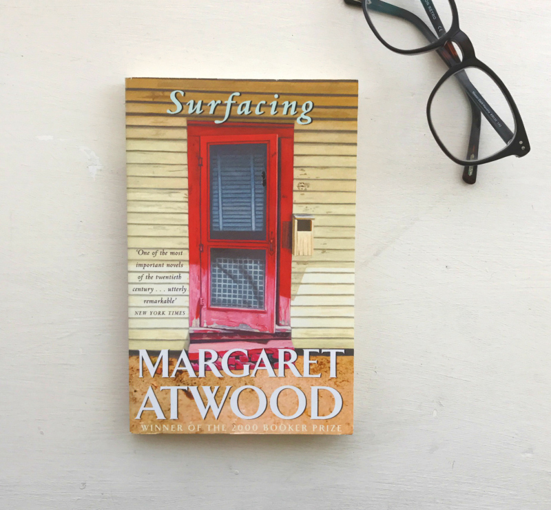 surfacing margaret atwood book blog books vivatramp uk