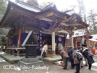 【参加者募集】7/17(月祝)寳登山神社へ庭上参拝