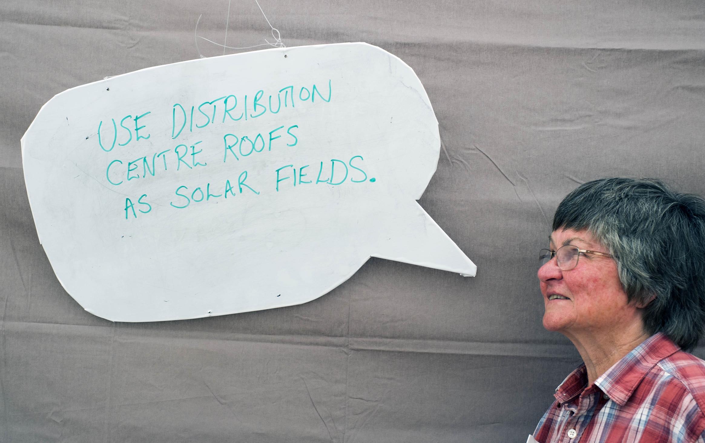 Jules: solar fields on roofs