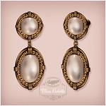 .:MANNA:. Miss Arlette Earrings