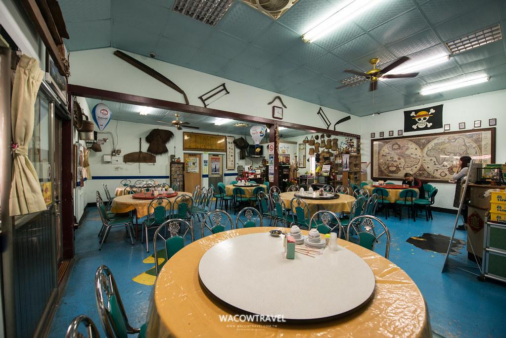 關山合眾國小餐廳