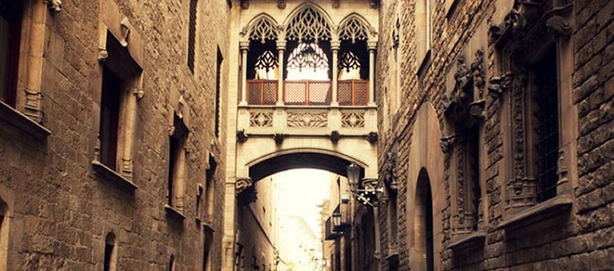Barrio Gótico y Born