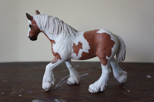 Custom clydesdale