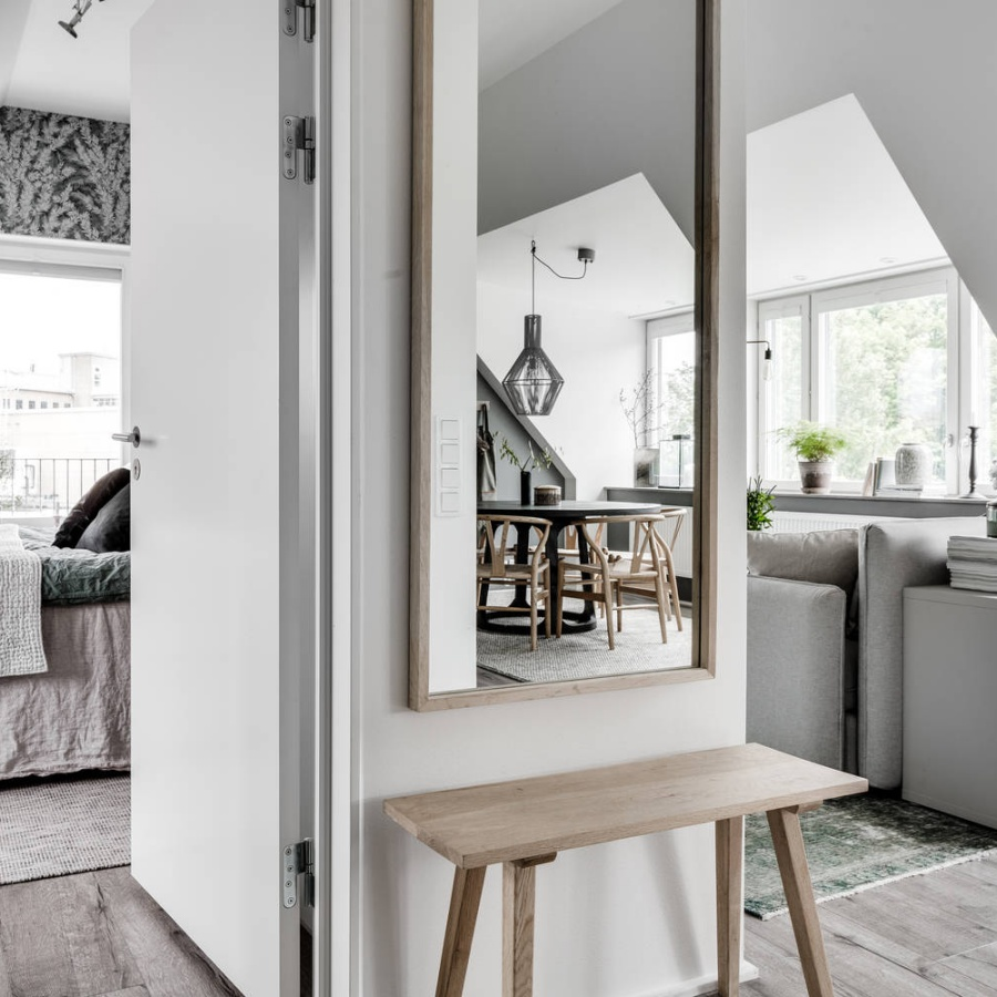 Fifty Shades of Grey Scandinavian Home
