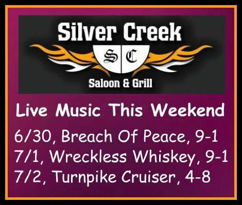 Silver Creek Poster 6-30-17