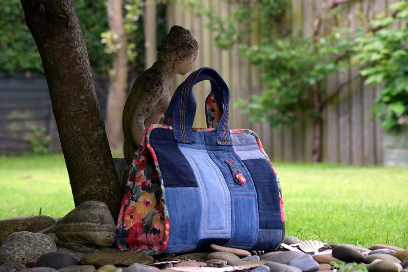 Denim Maker's Tote (large)
