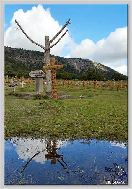 El Cementerio de Sad Hill está en Burgos (5)
