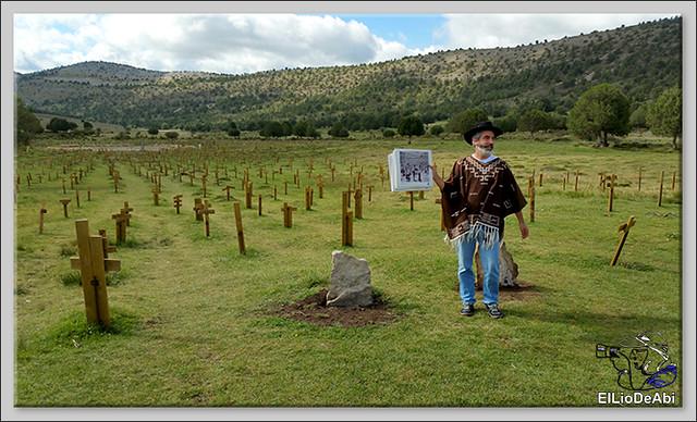El Cementerio de Sad Hill está en Burgos (7)