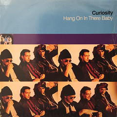 CURIOSITY:HANG ON IN THERE BABY(JACKET A)