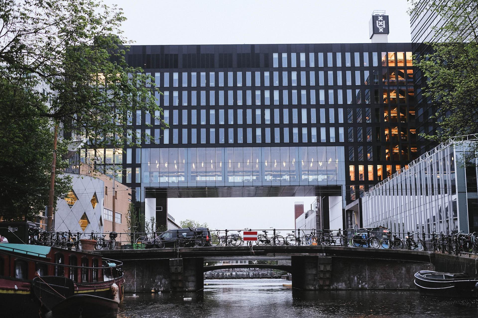 Amsterdam, Boat Trip