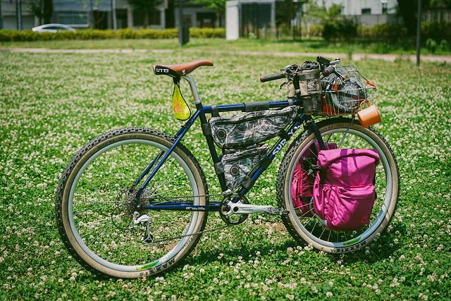 nb's *SURLY* disc trucker complete bike