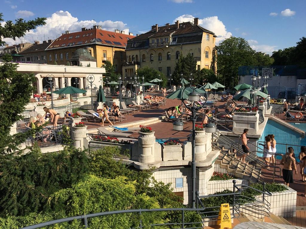 Budapest on
