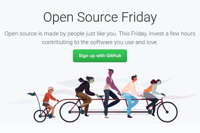 OpenSourceFriday