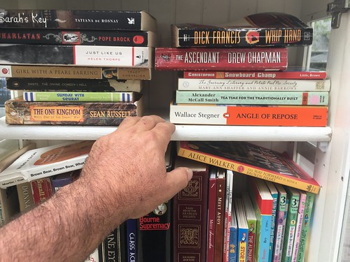 Lucky Find at a Little Free Library | by cogdogblog