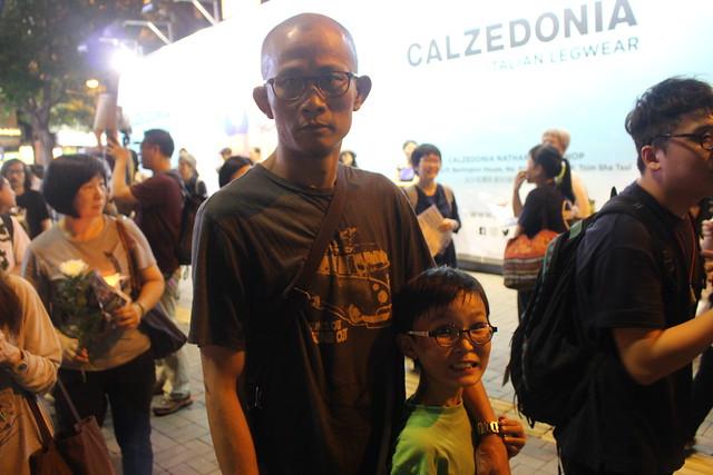 陳先生及兒子
