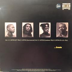 URBANSPECIES:LISTEN(JACKET B)