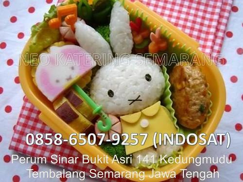 Catering Anak & Balita  0858-6507-9257 (INDOSAT)  Neo Katering Semarang