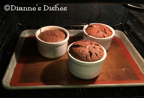 Chocolate Soufflés | by Dianne's Dishes